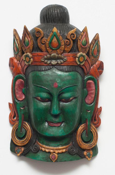 Tibetische Buddha Gebetsmühle Hand Gebetsrad mit Steinen