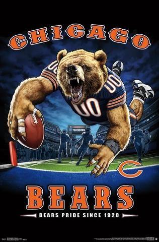 chicago bears bears pride since 1920