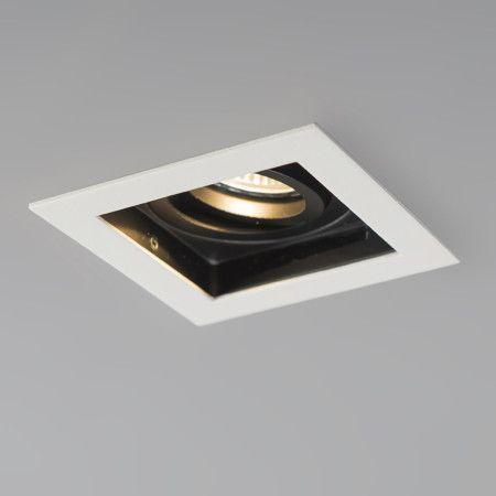 1000+ Ideer Om Badezimmer Einbauleuchte Xena Square På Pinterest |  Ringlicht, Diy Lampe Og Led Stehlampe