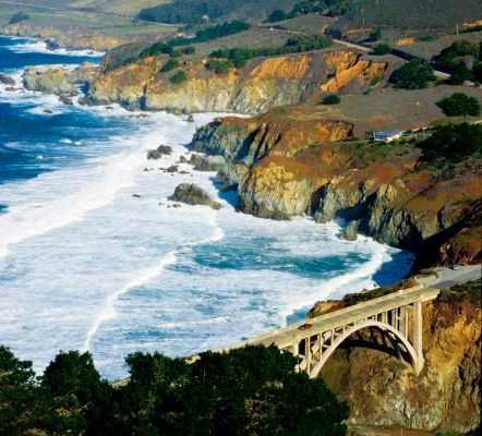 13 Pitstops Along California S Highway 1 And Seaside