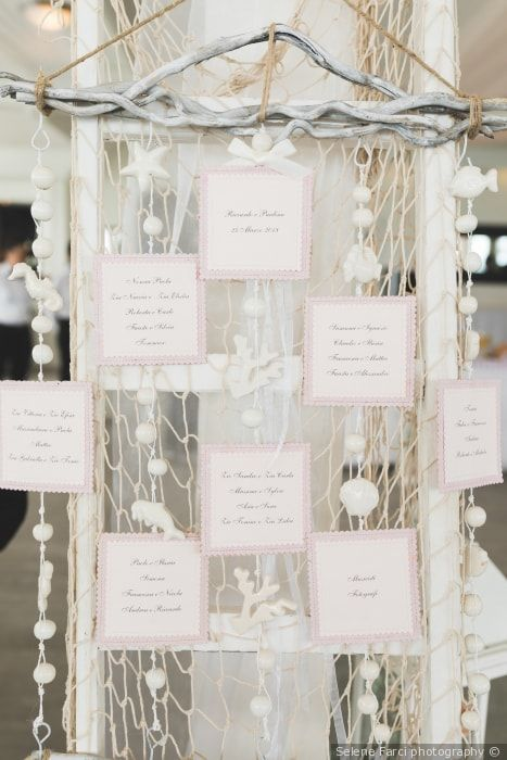 Tableau De Mariage A Tema Mare 4 Concetti Base Matrimoni A Tema Matrimoni A Tema Spiaggia E Tableau Matrimonio