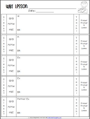 Blank Lesson Plan Template preschool weekly lesson plan template - lesson plan example
