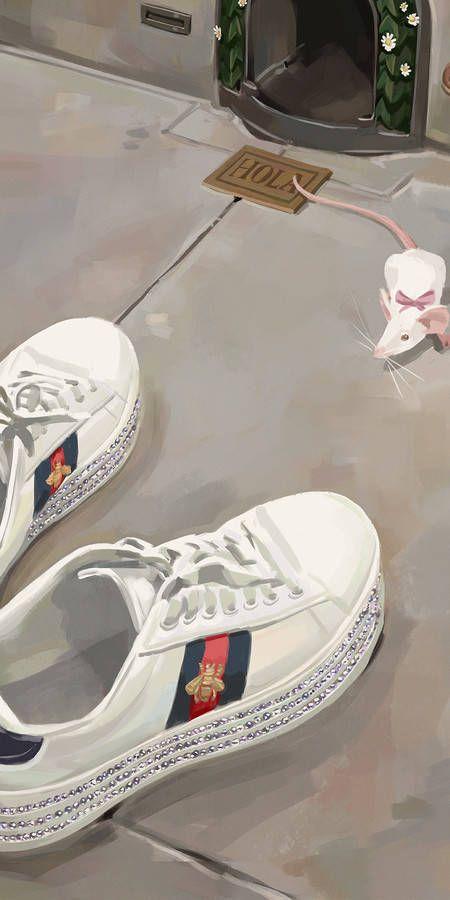 $1,250.00 GUCCI - Gucci Ace sneaker