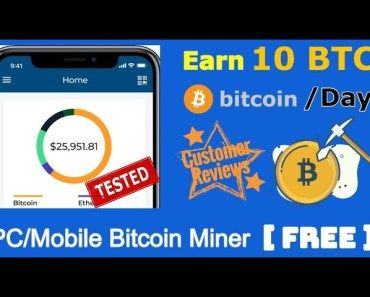 cloud btc miner earn free bitcoin