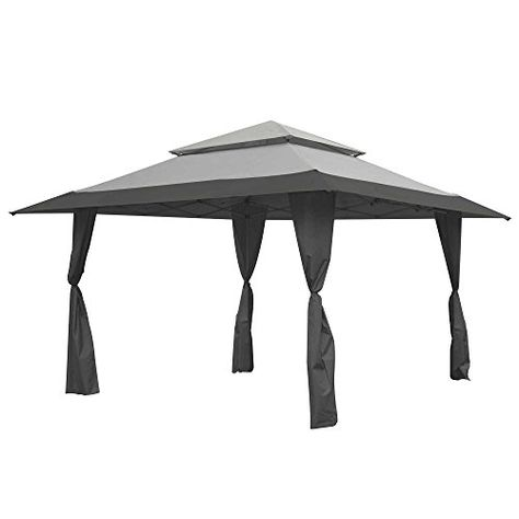Z Shade 13 X 13 Foot Instant Pop Up Gazebo Canopy Tent Outdoor Patio Shelter Https Homeandgarden Canopy Outdoor Gazebo Canopy