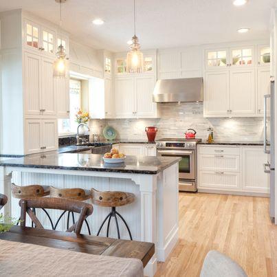 Inspirujace Projekty Kuchni Leroy Merlin Kitchen Design U Shaped Kitchen Kitchen