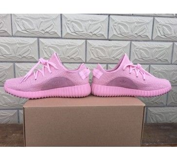 Some people may have one pair yeezy boost or it is fake yeezy boost But  have you think about buying one pair yeezy boost 350 pink color for you kids ?