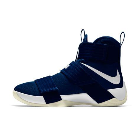 Nike LeBron Soldier 11 Cool GreyIgloo 918369 003 For Sale