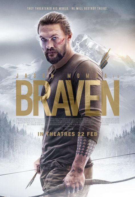 Braven A stocky guy (Jason Momoa) and The Amityville Murders his father (Stephen Lang) decide to go to the mountain to have a bit of that old tradition of hunting.