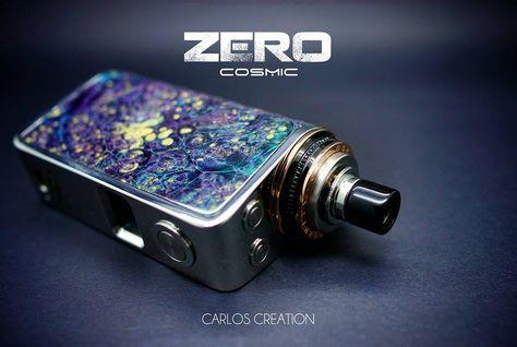 Zero Modz Cosmic Line by Carlos Creations