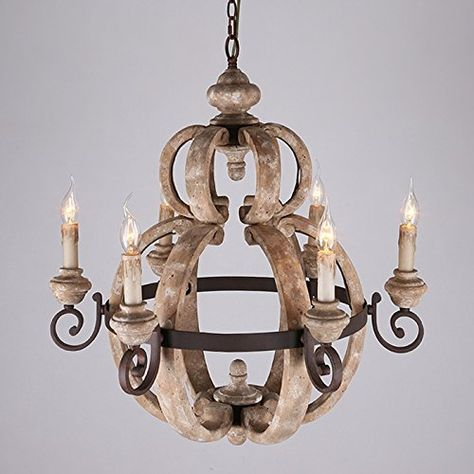 A B Home Perth Wooden Chandelier 12 6 X 20 9 Inch Chandeliers Lighting Ceiling Fans