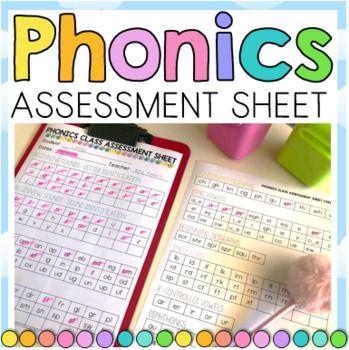 Reading Mama Phonics Assessment