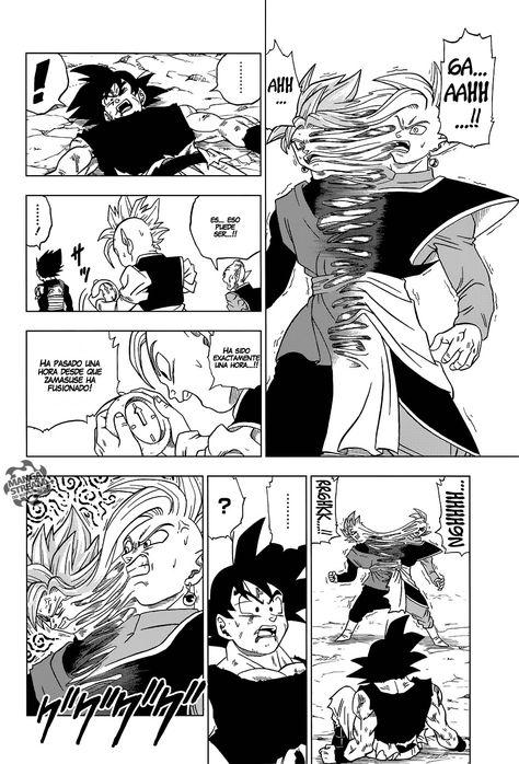 Pagina 26 Manga 25 Dragon Ball Super Dragon Ball Super Manga Dragon Ball Super Dragon Ball Art