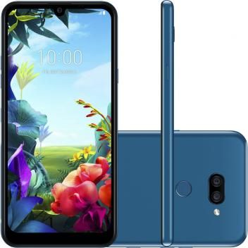 Smartphone Lg K40s 32gb Dual Chip Android 9 Tela 6 1 Octa Core