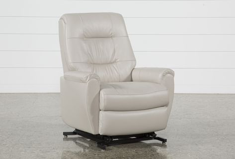 Cool Rogan Power Lift Recliner Beige Fabric 34W X 34D X Ocoug Best Dining Table And Chair Ideas Images Ocougorg