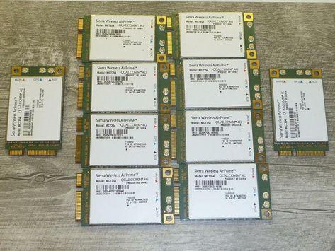 eBay #Sponsored Lot of 10 AirPrime MC7354 Sierra Wireless