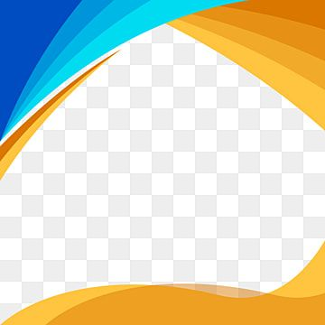 Blue And Orange Wavy Shapes On Transparent Background Curved Background Abstract Wavy Png And Vector With Transparent Background For Free Download Color Vector Graphic Design Background Templates Geometric Background