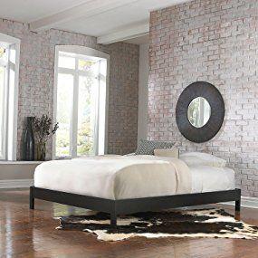 Jerrica Platform Bed By Zipcode Design Wood Platform Bed