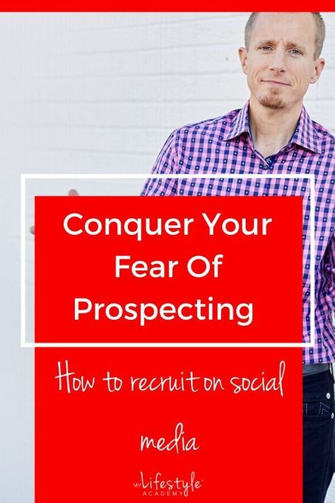 The most effective way to prospect and recruit on social media. How to conquer your fear of prospecting as a network marketer. #networkmarketing #prospecting #recruiting #socialmediamarketing #socialmediatips