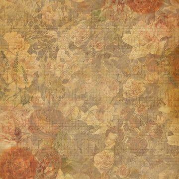 Vintage Floral Background Background Vintage Floral Floral Png Transparent Clipart Image And Psd File For Free Download In 2020 Vintage Floral Backgrounds Floral Background Clip Art Vintage