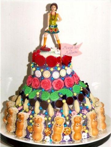 En yaratıcı doğum günü pastaları