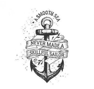 Algunos Originales Diseños De Anclas Para Tatuar The Salt Life