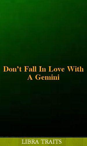 Gemini Falling