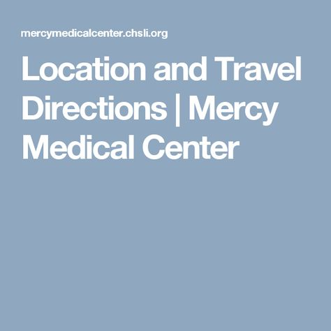 9 best Mercy Medical Center images on Pinterest Medical center