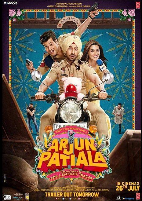 Arjun Patiala 2019 With Images Hindi Movies Download Movies