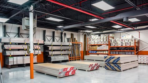 Drywall Panels In 2020 Steel Frame Outside Storage Manufacturing