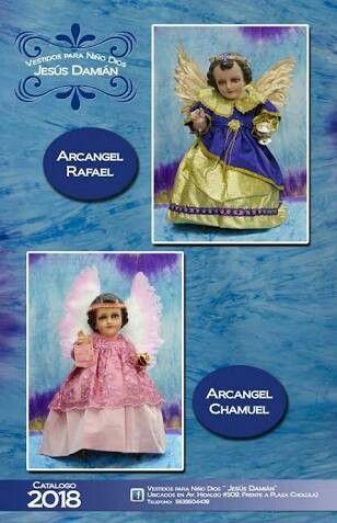 Pin De Catalina Perez En Nino Dios Ninos De Dios Ninos Arcangel Rafael