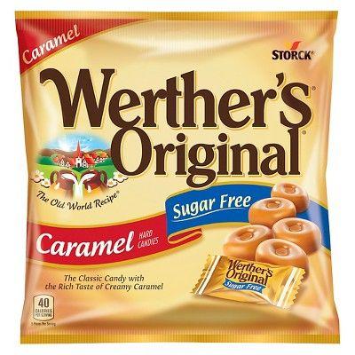 Werther S Original Caramel Hard Candy 2 75oz Target Sugar