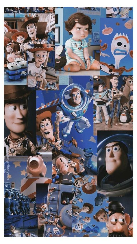 Toy story ❤️❤️ #toy #story #wallpaper #aesthetic #vintage #toystorywallpaperaestheticvintage