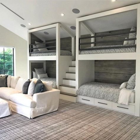 📣 65 Nice Bunk Beds Design Ideas The Best Way To Maximize Your Living Space 43