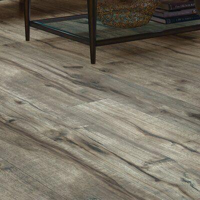 Shaw Floors Milbank Hickory 5 X 51 X 12mm Laminate Flooring Wayfair In 2020 Distressed Wood Floors Laminate Flooring Colors Wood Floors Wide Plank