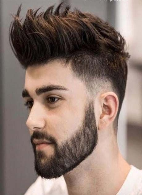 Popular Hairstyle For Men 2018,2019
