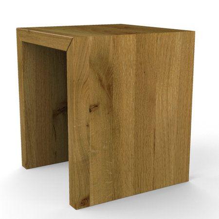 Konfigurator Für Holzhocker Beistellhocker Kuben