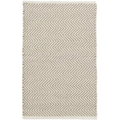 Dash And Albert Rugs Arlington Handwoven Flatweave Gray Ivory Area Rug Rug Size Rectangle 10 X 14 Outdoor Rugs Indoor Outdoor Rugs
