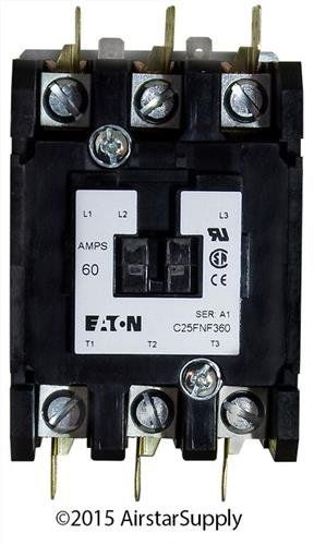 GE CR353FF3BA1 - Replaced by Eaton / Cutler Hammer C25FNF360A 50mm on