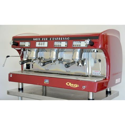 2011 Astoria Perla Automatic 3 Group Espresso Coffee Machine