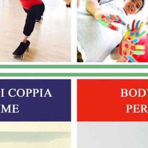donna #allenamento #bambini...