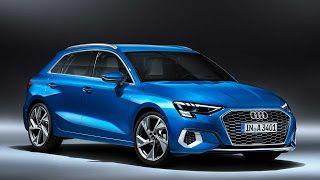 سيارة اودي A3 سبورت باك 2021 مع التصميم الفاخر لآول مرة In 2020 Audi A3 Sedan Audi A3 Audi