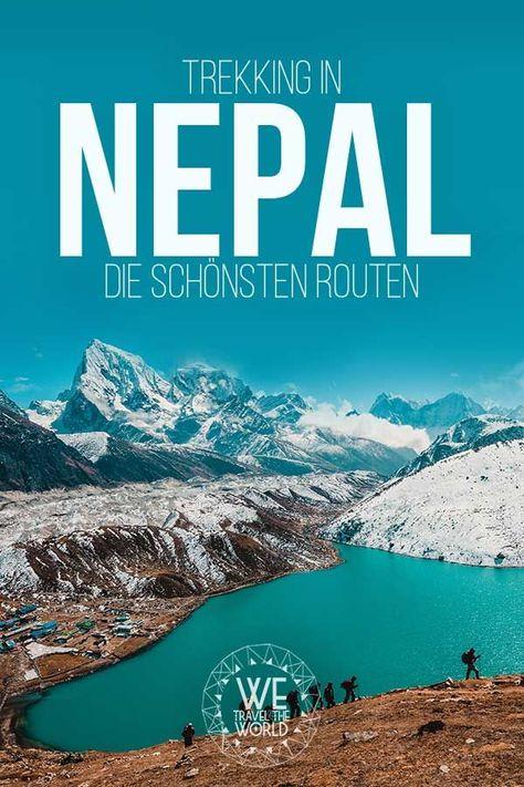 Nepal Wandern: Die schönsten Nepal Trekking Touren für deine unvergessliche Nepal Reise