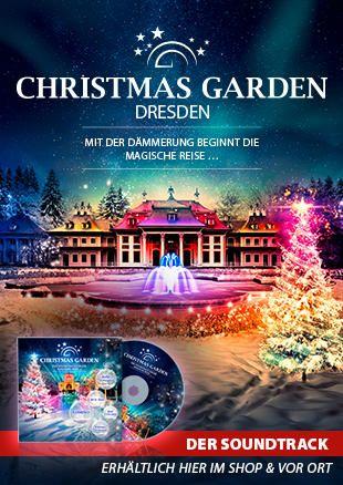 Christmas Garden Dresden Am 15 12 In Dresden Dresden Weihnachtsgarten Ticket