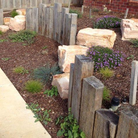Crazy Front Yard Retaining Wall Landscaping (32) - Onechitecture, #Crazy #front #Landscaping #Onechitecture #Retaining #Wall #yard