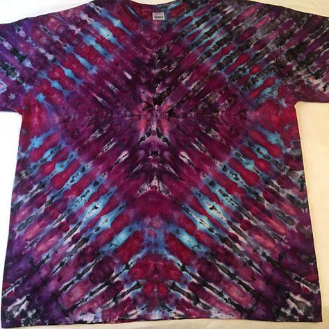 45e24c91390 Tie Dye 2XL shirt crew neck