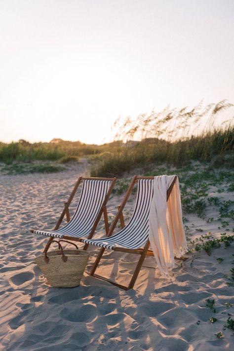 Summer Stripes At The Beach Cape Cod Summer
