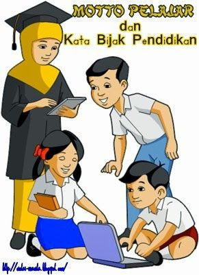 Motto Pelajar Dan Kata Bijak Pendidikan Pendidikan Belajar Bijak