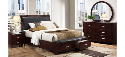 Richardson 4 Pc Queen Bedroom Set In 2020 King Bedroom Sets