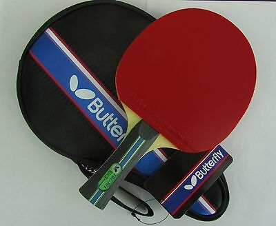 Japan Butterfly 7 Star 701 Tbc701 Table Tennis Paddle Bat With Case Us In 2020 Butterfly Table Tennis Table Tennis Table Tennis Bats